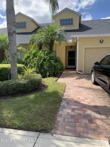 2530 N Camberly Circle, Melbourne, FL 32940 (MLS #918963) :: Blue Marlin Real Estate