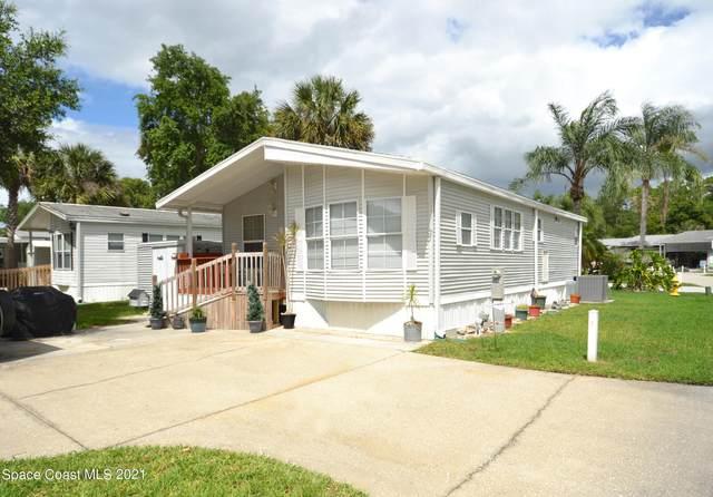 502 Lake Drive, Titusville, FL 32780 (MLS #918969) :: Blue Marlin Real Estate