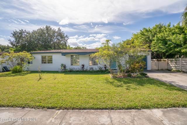 135 Skyline Boulevard, Merritt Island, FL 32953 (MLS #918981) :: Blue Marlin Real Estate