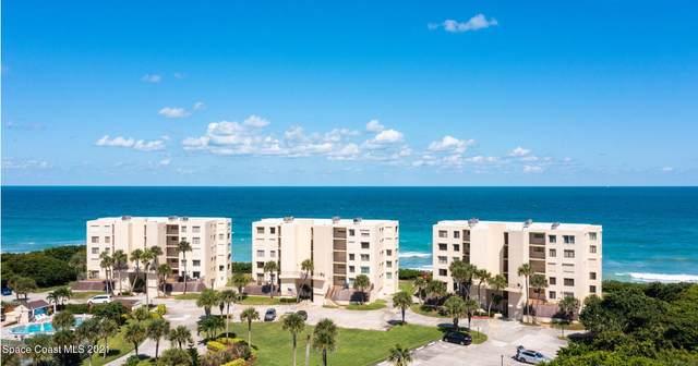 6307 S Highway A1a #251, Melbourne Beach, FL 32951 (MLS #918984) :: Blue Marlin Real Estate