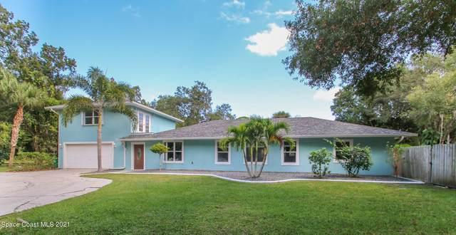2483 Hazen Street, Melbourne, FL 32904 (MLS #919007) :: Vacasa Real Estate