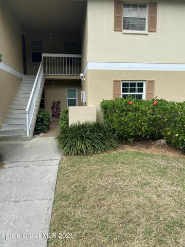 1664 Sunny Brook Lane NE #104, Palm Bay, FL 32905 (MLS #919008) :: Keller Williams Realty Brevard