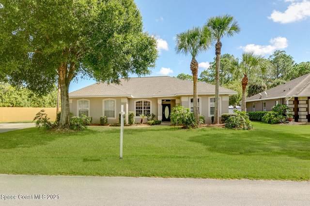 3746 Peacock Drive, Melbourne, FL 32904 (MLS #919014) :: Vacasa Real Estate
