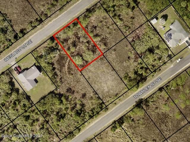 1036 Weslaco Street SE, Palm Bay, FL 32909 (MLS #919017) :: Vacasa Real Estate
