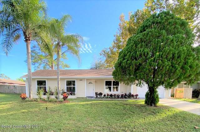 448 Crystal Mist Road NW, Palm Bay, FL 32907 (MLS #919028) :: Vacasa Real Estate