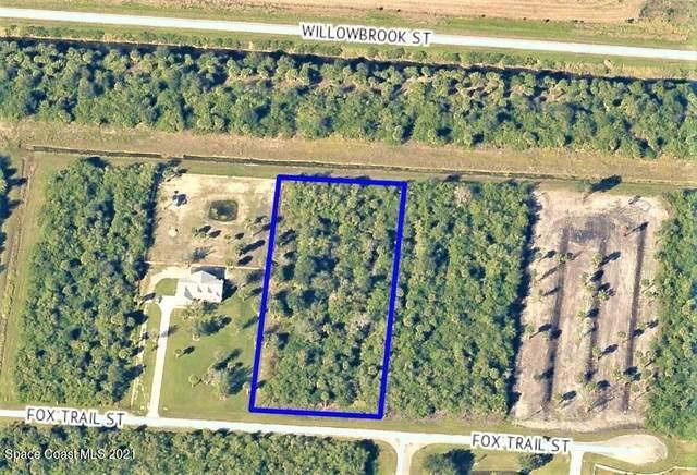 314 Fox Trail Street, Palm Bay, FL 32909 (MLS #919039) :: Vacasa Real Estate