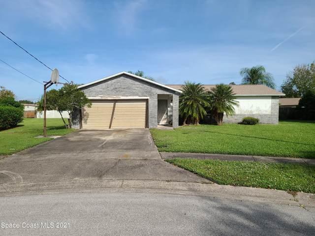1302 Sherwood Court, Rockledge, FL 32955 (MLS #919084) :: Keller Williams Realty Brevard
