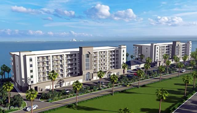 1805 Riverside Drive 401N, Titusville, FL 32780 (MLS #919139) :: Premium Properties Real Estate Services