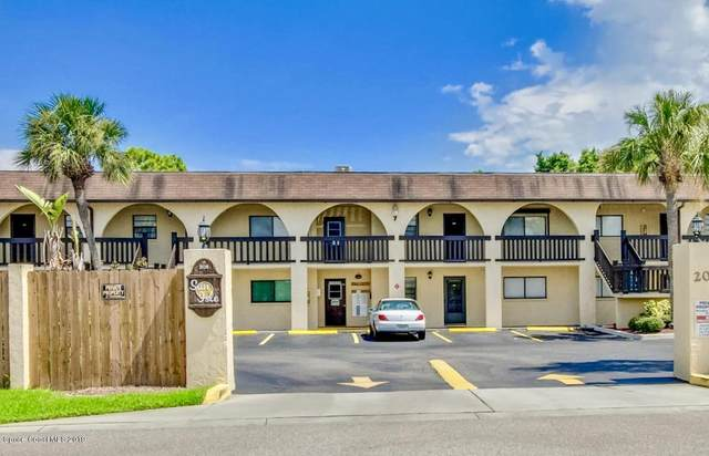 205 Palmetto Ave Unit 101, Merritt Island, FL 32953 (MLS #859951) :: Blue Marlin Real Estate