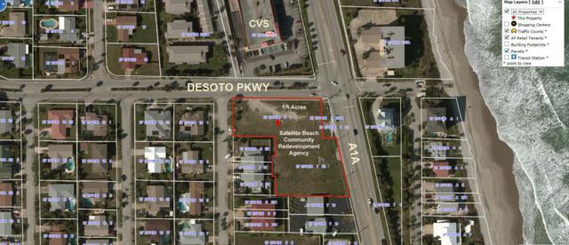 1612 Highway A1a, Satellite Beach, FL 32937 (MLS #734713) :: Platinum Group / Keller Williams Realty