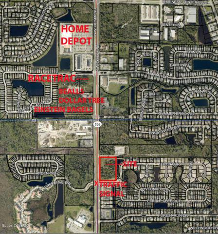 0 N Wickham Road #0, Melbourne, FL 32935 (MLS #774124) :: Engel & Voelkers Melbourne Central