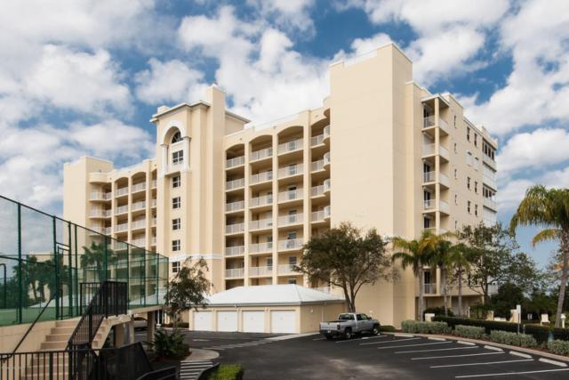 480 Sail Lane #607, Merritt Island, FL 32953 (MLS #778100) :: Premium Properties Real Estate Services