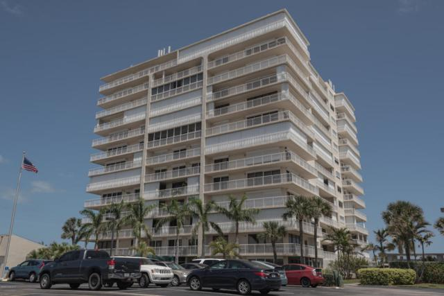 877 N Highway A1a #104, Indialantic, FL 32903 (MLS #780940) :: Pamela Myers Realty