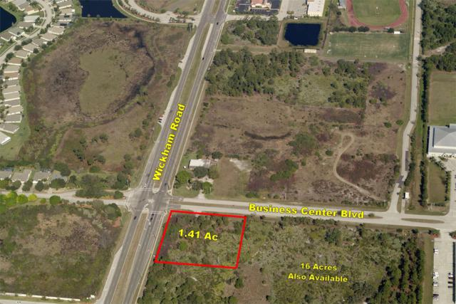 5195 N Wickham Road N, Melbourne, FL 32940 (MLS #783634) :: Blue Marlin Real Estate