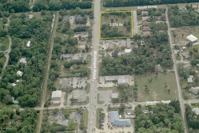 1240 S Wickham Road, West Melbourne, FL 32904 (MLS #784430) :: Blue Marlin Real Estate
