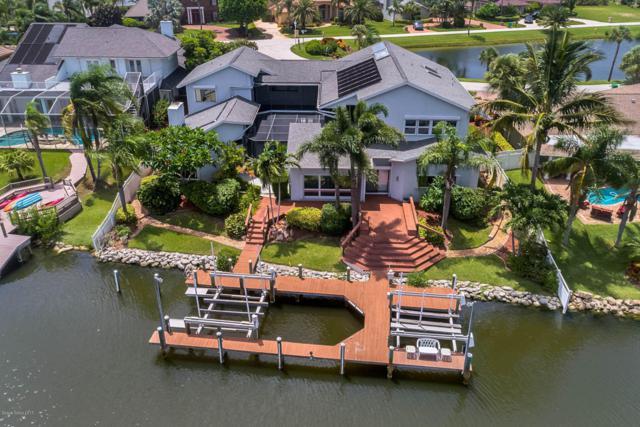 835 Loggerhead Island Way, Satellite Beach, FL 32937 (MLS #791265) :: Better Homes and Gardens Real Estate Star