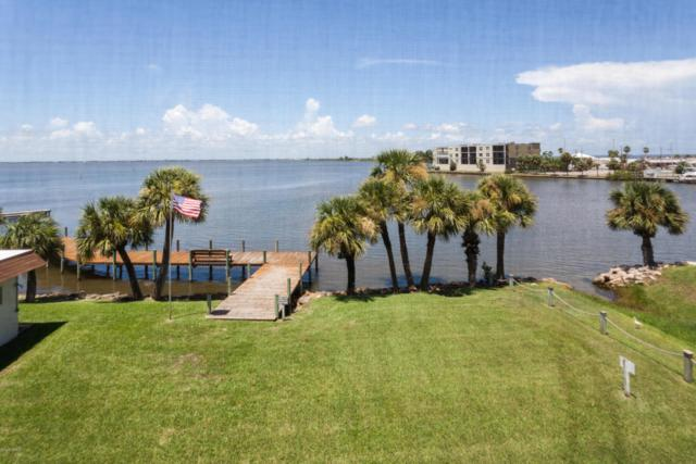 3833 S Banana River Boulevard #305, Cocoa Beach, FL 32931 (MLS #791292) :: Premium Properties Real Estate Services