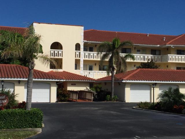 300 S Banana River Boulevard #206, Cocoa Beach, FL 32931 (MLS #791359) :: Premium Properties Real Estate Services