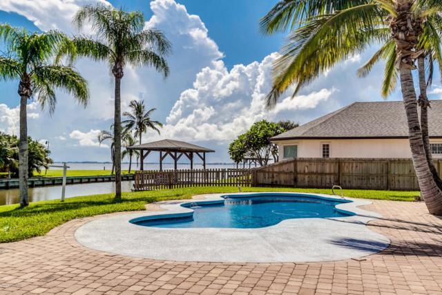 36 W Point Drive, Cocoa Beach, FL 32931 (MLS #794003) :: Premium Properties Real Estate Services
