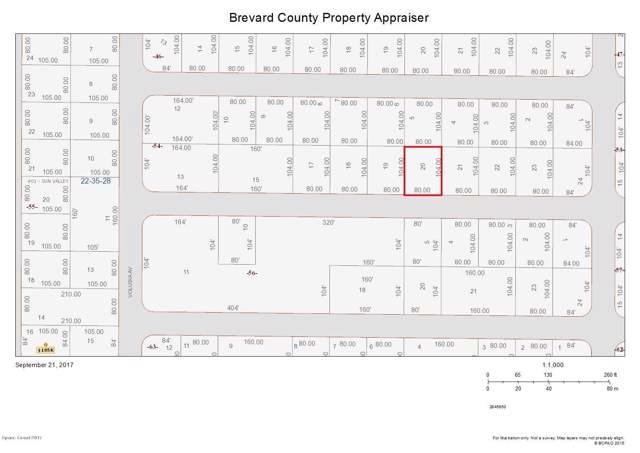 0 Volusia Avenue, Titusville, FL 32780 (MLS #794008) :: Armel Real Estate