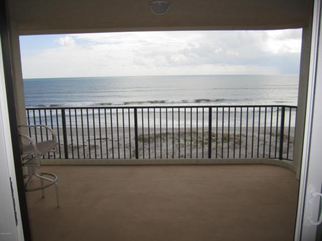 2815 S Atlantic Avenue #501, Cocoa Beach, FL 32931 (MLS #794078) :: Premium Properties Real Estate Services