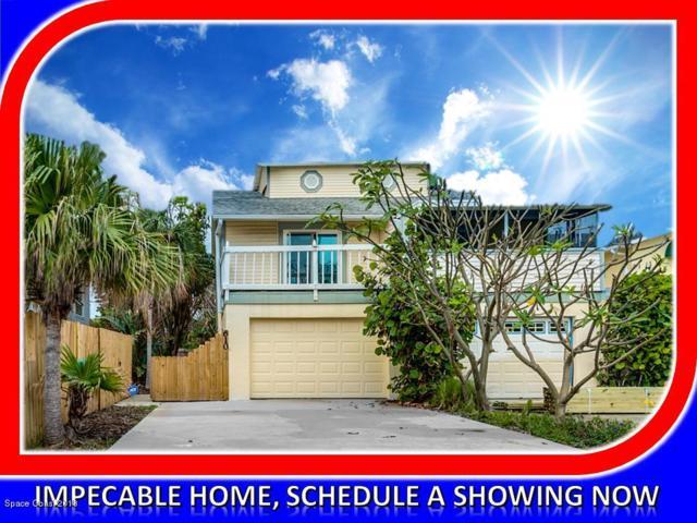 610 Monroe Avenue NE, Cape Canaveral, FL 32920 (MLS #796246) :: Pamela Myers Realty