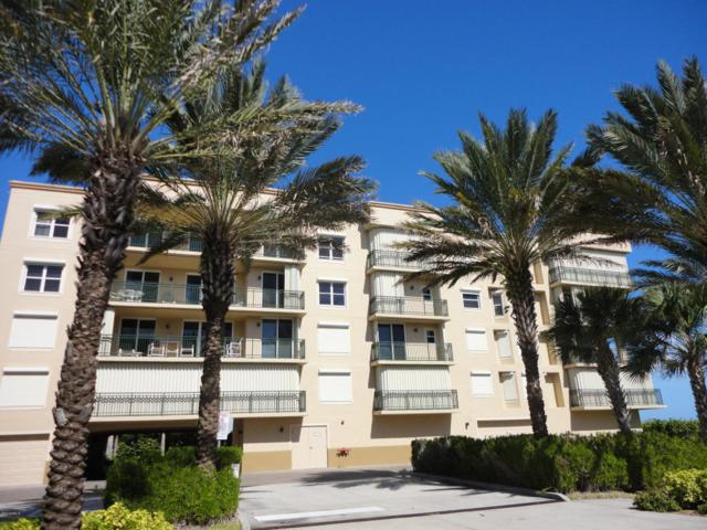 550 Jackson Avenue #404, Cape Canaveral, FL 32920 (MLS #796748) :: Pamela Myers Realty