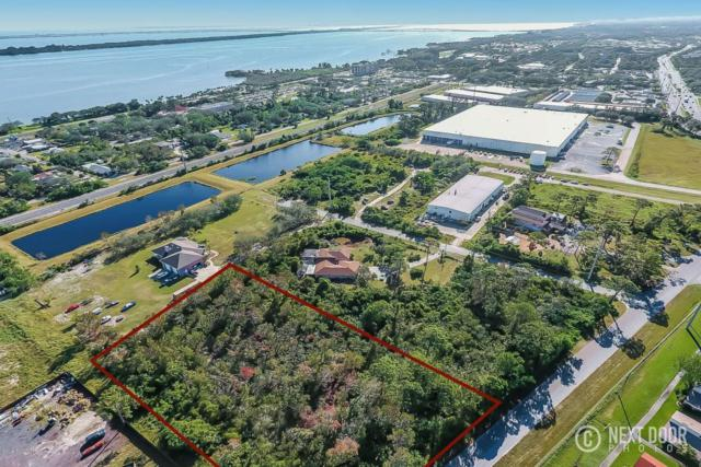 Part 3350 Waelti And Freeman Lane, Melbourne, FL 32940 (MLS #798577) :: Better Homes and Gardens Real Estate Star