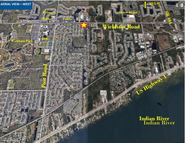 4281 N Wickham Road, Melbourne, FL 32935 (MLS #798749) :: Engel & Voelkers Melbourne Central