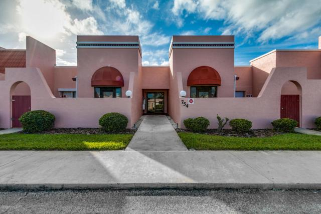 754 S Orlando Avenue #215, Cocoa Beach, FL 32931 (MLS #798818) :: Better Homes and Gardens Real Estate Star