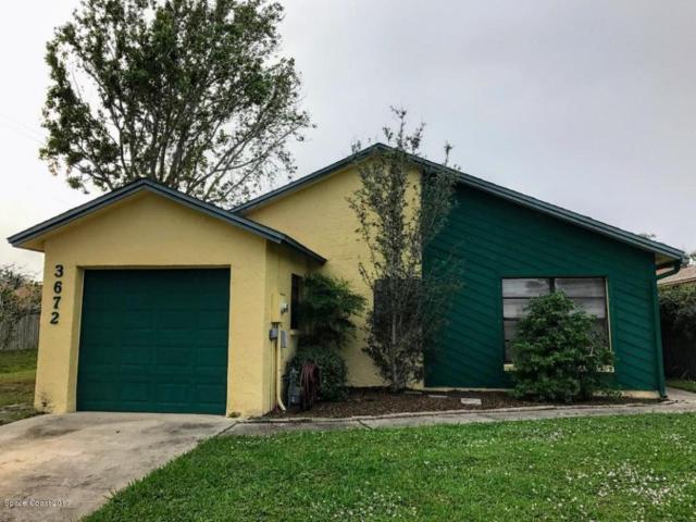 3672 Dogwood Court, Melbourne, FL 32935 (MLS #799006) :: Better Homes and Gardens Real Estate Star