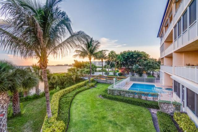 191 Seminole Lane #203, Cocoa Beach, FL 32931 (MLS #799608) :: Premium Properties Real Estate Services