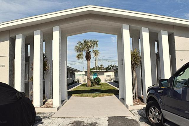 308 Johnson Avenue #11, Cape Canaveral, FL 32920 (MLS #799815) :: Premium Properties Real Estate Services