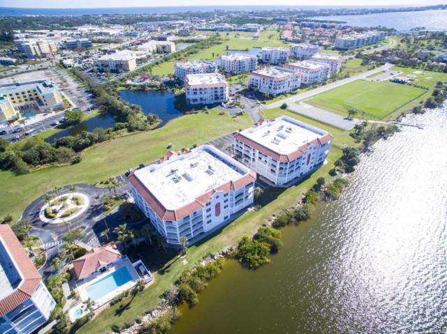 8914 Puerto Del Rio Drive #204, Cape Canaveral, FL 32920 (MLS #800391) :: Premium Properties Real Estate Services