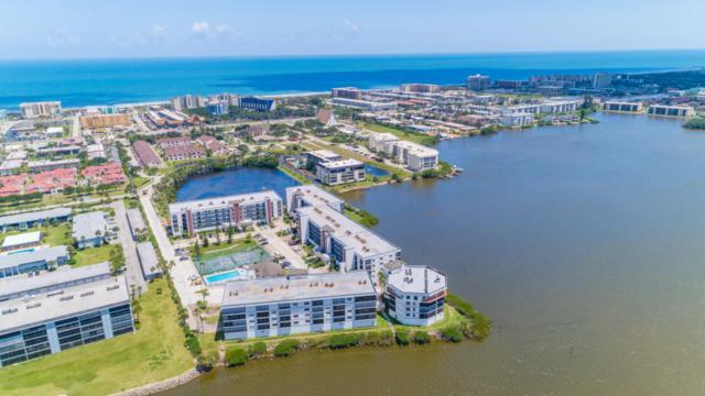 3613 S Banana River Boulevard D-402, Cocoa Beach, FL 32931 (MLS #800483) :: Premium Properties Real Estate Services