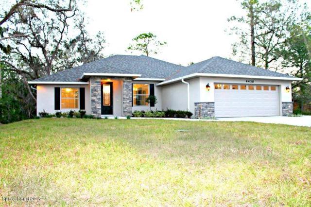 4430 Windsor Court, Mims, FL 32754 (MLS #801024) :: Pamela Myers Realty