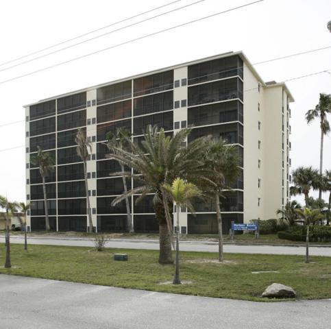 500 Palm Springs Boulevard #709, Indian Harbour Beach, FL 32937 (MLS #801537) :: Premium Properties Real Estate Services