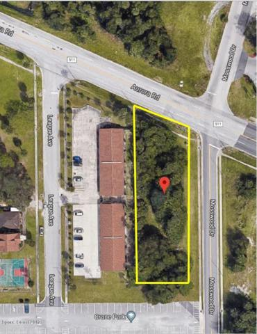 000 Corner Of Aurora Mosswood Road, Melbourne, FL 32935 (MLS #801746) :: Blue Marlin Real Estate