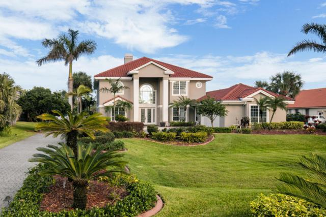 134 Lansing Island Drive, Indian Harbour Beach, FL 32937 (MLS #801942) :: Better Homes and Gardens Real Estate Star