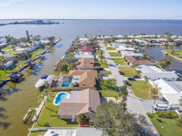 387 Carmine Drive, Cocoa Beach, FL 32931 (MLS #802527) :: Premium Properties Real Estate Services