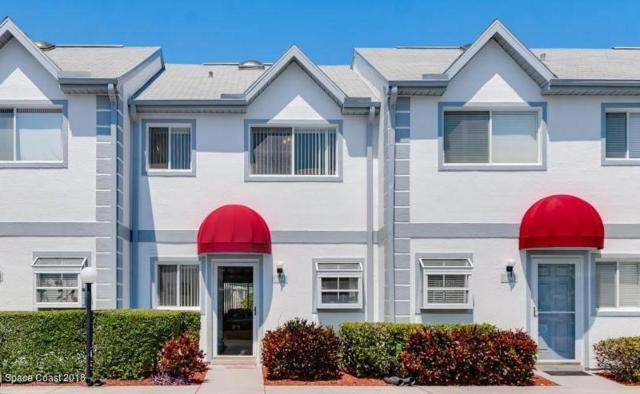 236 Seaport Boulevard #57, Cape Canaveral, FL 32920 (MLS #803034) :: Premium Properties Real Estate Services