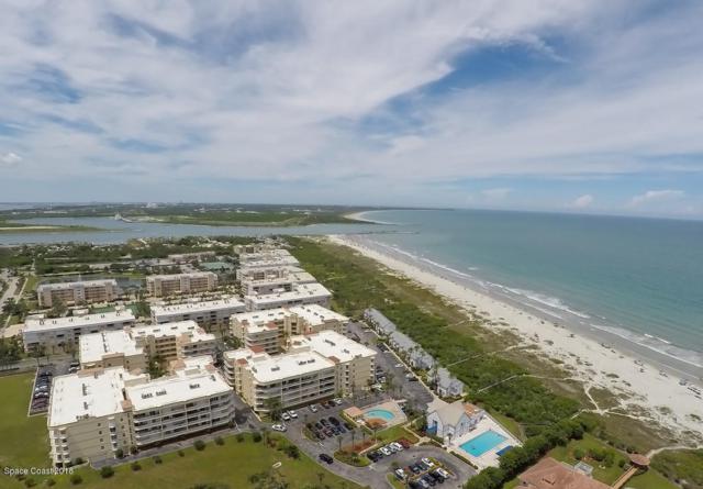806 Mystic Drive #210, Cape Canaveral, FL 32920 (MLS #804409) :: Premium Properties Real Estate Services