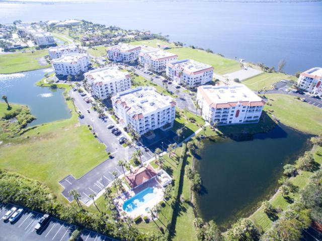 8914 Puerto Del Rio Drive #204, Cape Canaveral, FL 32920 (MLS #804729) :: Better Homes and Gardens Real Estate Star