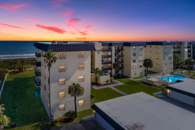 4570 Ocean Beach Boulevard #214, Cocoa Beach, FL 32931 (MLS #805030) :: Premium Properties Real Estate Services
