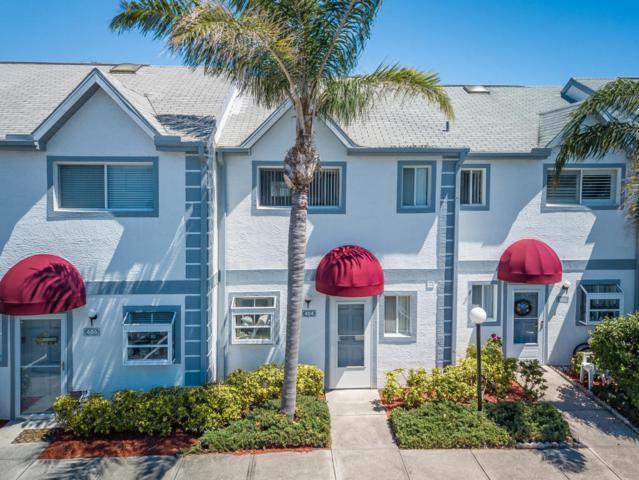 404 Seaport Boulevard #122, Cape Canaveral, FL 32920 (MLS #805364) :: Premium Properties Real Estate Services