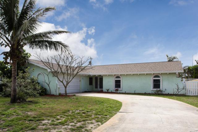 185 Sunrise Avenue, Satellite Beach, FL 32937 (MLS #805450) :: Pamela Myers Realty