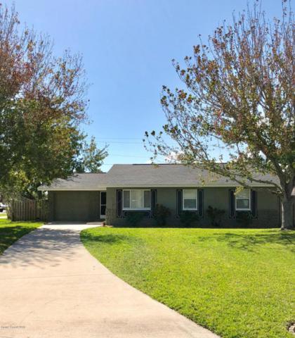 1615 Island Drive, Merritt Island, FL 32952 (MLS #806202) :: Pamela Myers Realty