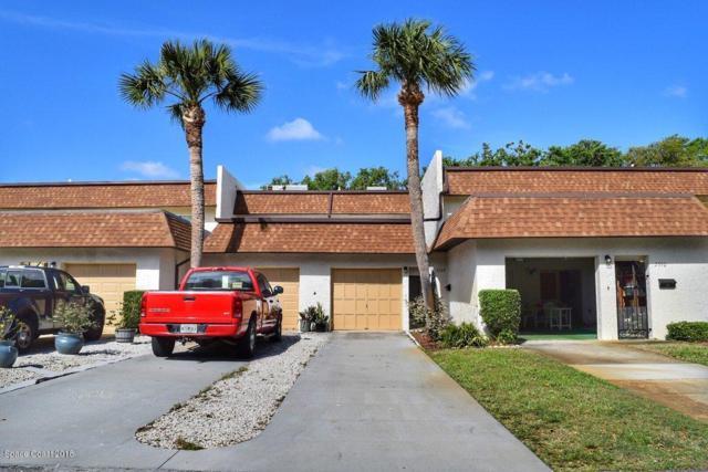 2594 Demaret Drive 319B, Titusville, FL 32780 (MLS #806328) :: Premium Properties Real Estate Services