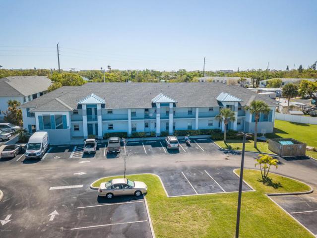 121 Portside Avenue #102, Cape Canaveral, FL 32920 (MLS #807672) :: Premium Properties Real Estate Services