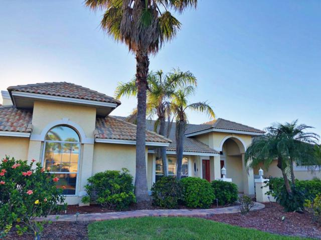147 Lanternback Island Drive, Satellite Beach, FL 32937 (MLS #807865) :: Premium Properties Real Estate Services